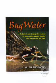 Bugwater,Books,Angler's Books-Confluence Fly Shop