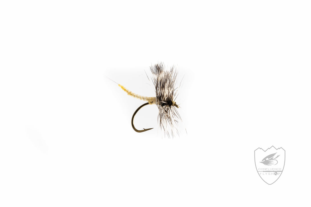 Callibaetis Extended Dun,Fly,Confluence Fly Shop-Confluence Fly Shop