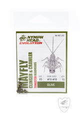 Nymph Heads Evolution-Clinger,Beads,HARELINE DUBBIN INC.-Confluence Fly Shop