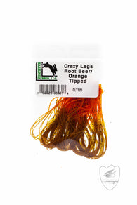 Crazy Legs Tipped,Body Material,HARELINE DUBBIN INC.-Confluence Fly Shop