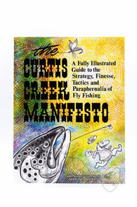 The Curtis Creek Manifesto,Books,Anglers Books-Confluence Fly Shop