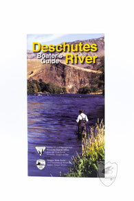 Deschutes River Boater's Guide,Books,Anglers Books-Confluence Fly Shop