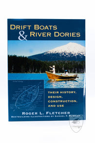 Drift Boats & River Dories,Books,Anglers Books-Confluence Fly Shop
