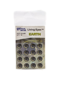 Fish Skull Living Eyes,Eyes,HARELINE DUBBIN INC.-Confluence Fly Shop