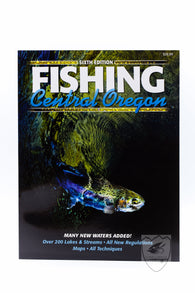 Fishing Central Oregon,Books,Gary Lewis Outdoors-Confluence Fly Shop