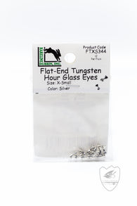 flat end tungsten eyes