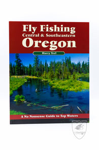 Fly Fishing Central & Southeastern Oregon,Books,Anglers Books-Confluence Fly Shop