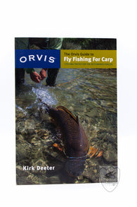 Orvis Guide to Fly Fishing for Carp,Books,Anglers Books-Confluence Fly Shop