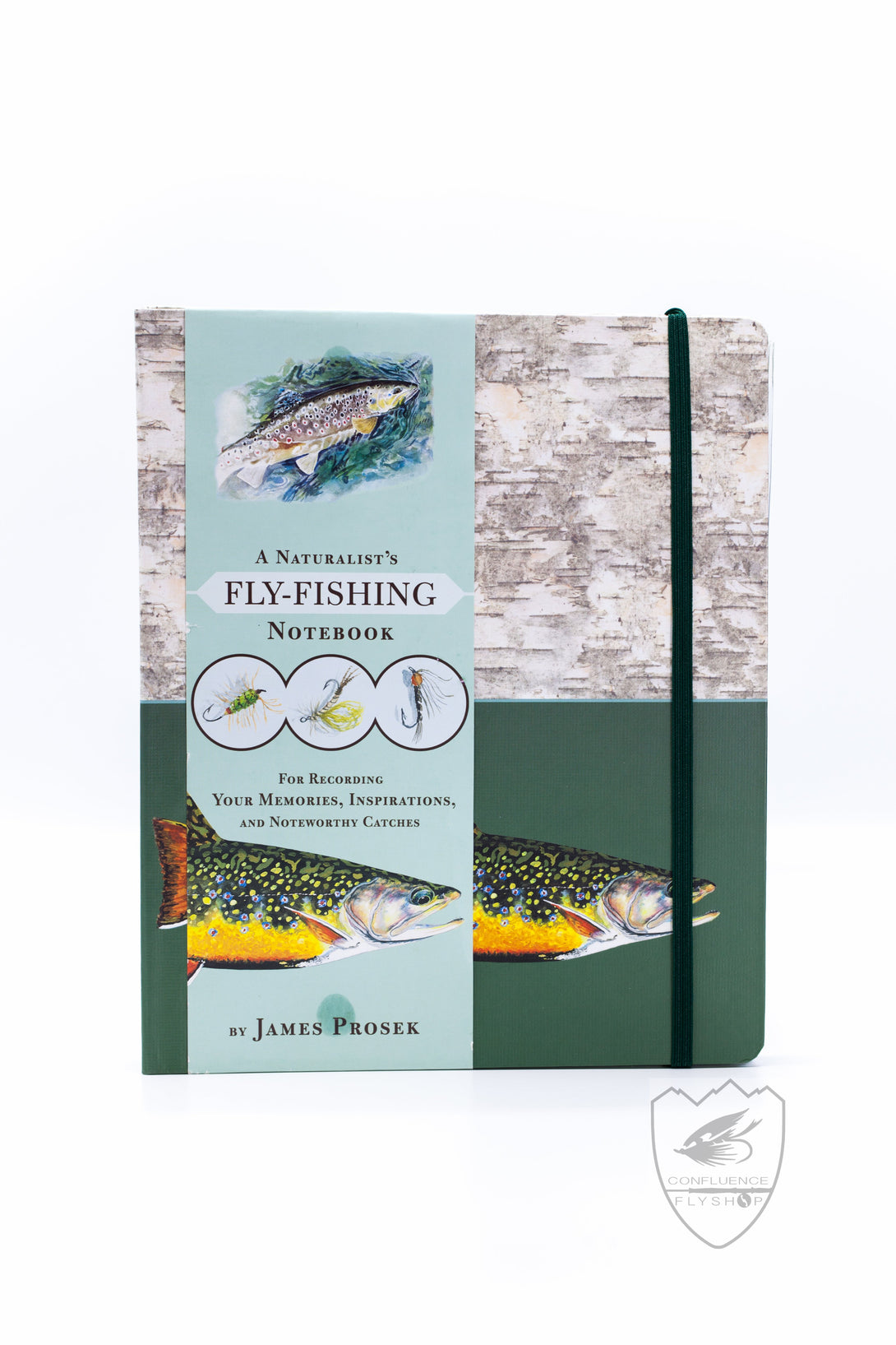 Fly Fishing Notebook,Books,Anglers Books-Confluence Fly Shop