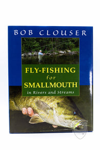 Fly Fishing for Smallmouth in Rivers & Streams,Books,Anglers Books-Confluence Fly Shop