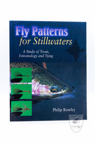 Fly Patterns for Stillwaters,Books,Anglers Books-Confluence Fly Shop
