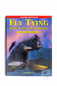 Fly Tying Made Clear And Simple,Books,Anglers Books-Confluence Fly Shop