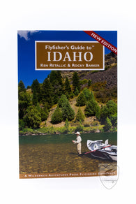 Flyfisher's Guide to Idaho,Books,Anglers Books-Confluence Fly Shop