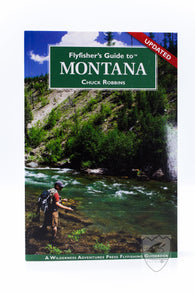 Flyfisher's Guide to Montana,Books,Anglers Books-Confluence Fly Shop