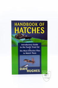 Handbook of Hatches,Books,Anglers Books-Confluence Fly Shop