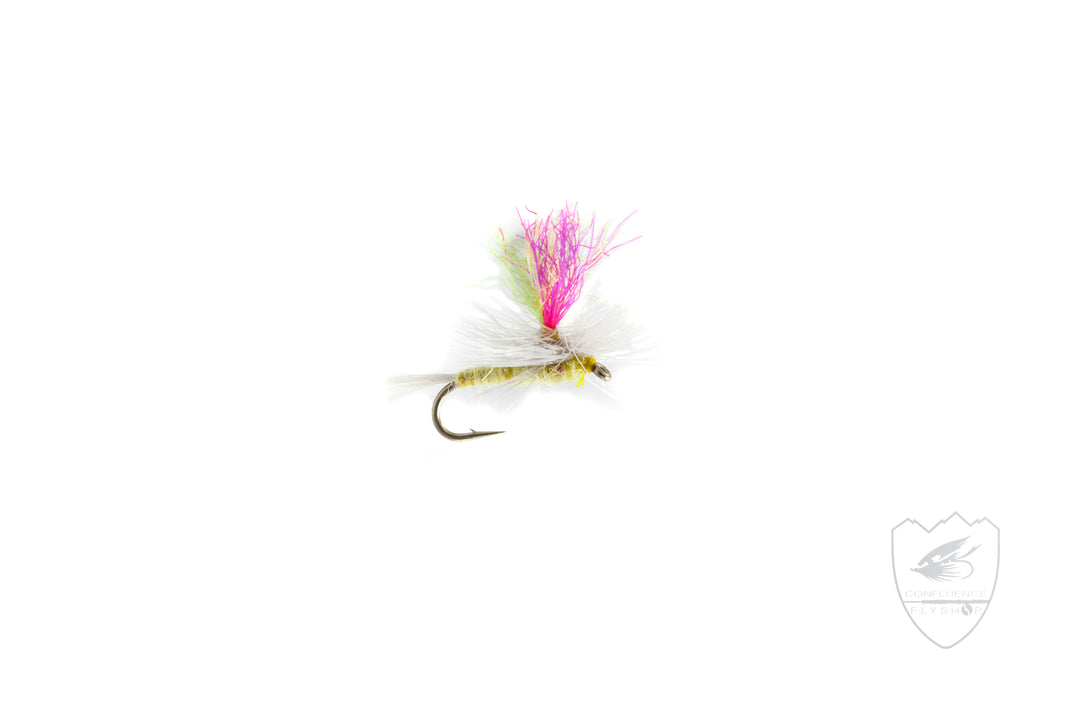 Hi Vis Parachute PMD,Fly,Confluence Fly Shop-Confluence Fly Shop