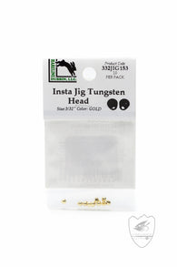 Insta Jig Tungsten Head,Beads,HARELINE DUBBIN INC.-Confluence Fly Shop
