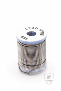 Lead Wire,Wire,HARELINE DUBBIN INC.-Confluence Fly Shop
