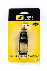 Loon Aluminum Caddy,Lanyard,Confluence Fly Shop-Confluence Fly Shop