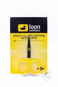 Ergo All Purpose Scissors,Tools,LOON-Confluence Fly Shop