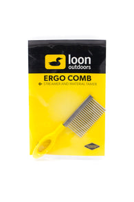 Loon Ergo Comb,Tools,Loon-Confluence Fly Shop