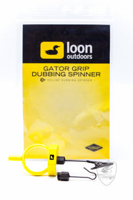 Gator Grip Dubbing Spinner,Tools,LOON-Confluence Fly Shop