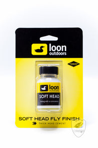 Loon Softhead,Cements,LOON-Confluence Fly Shop
