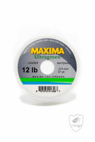 Maxima Ultragreen,Leader,ANGLER'S SPORT GROUP-Confluence Fly Shop