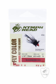 Nymph Head Evolution-Fly Color,Beads,HARELINE DUBBIN INC.-Confluence Fly Shop