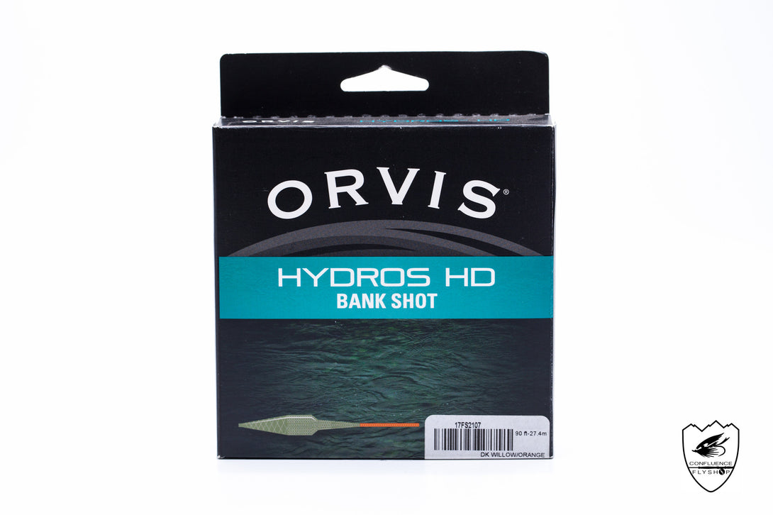 Orvis Hydros HD Bank Shot Line,Lines,Orvis-Confluence Fly Shop