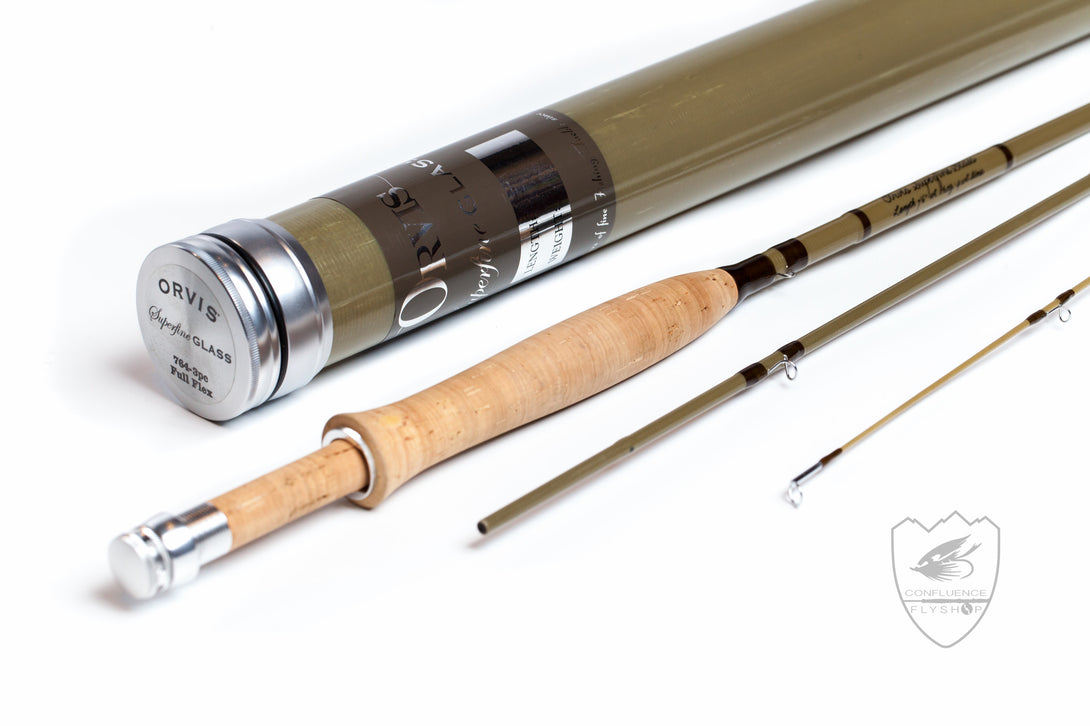 Orvis Superfine Glass Fly Rod,Rods,Orvis-Confluence Fly Shop