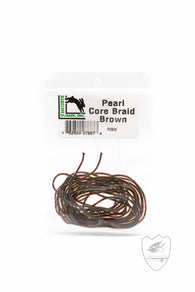 Pearl Core Braid,Body Material,HARELINE DUBBIN INC.-Confluence Fly Shop