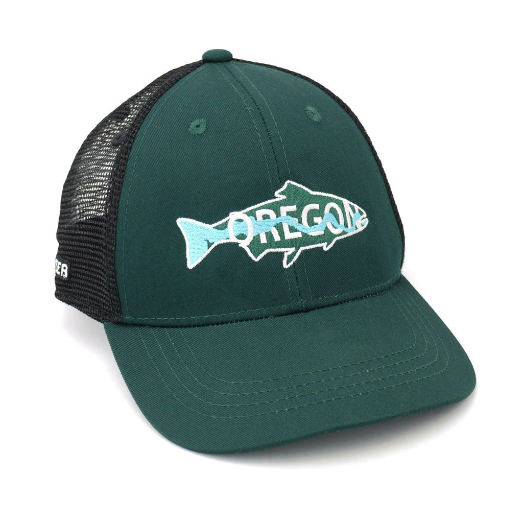 Rep Your Water- Oregon//Columbia,HATS,REP YOUR WATER-Confluence Fly Shop