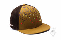 Rep Your Water-Brown Trout Hat,HATS,REP YOUR WATER-Confluence Fly Shop