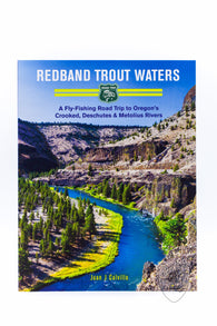 Redband Trout Waters,Books,Juan Calvillo-Confluence Fly Shop