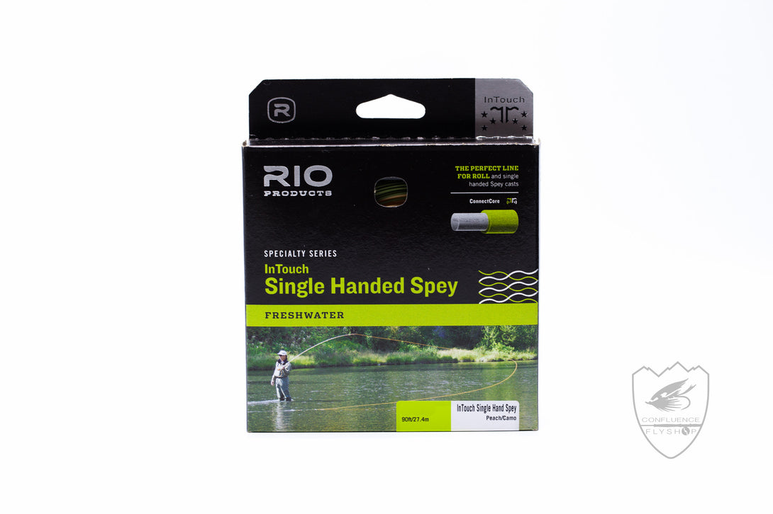 rio intouch single handed spey line