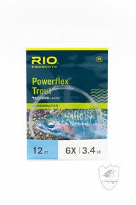Rio Powerflex Tapered Leader,Leader,FARBANK ENTERPRISES-Confluence Fly Shop