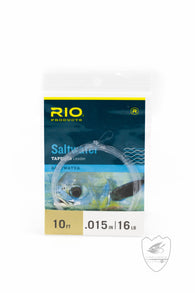 Rio Saltwater Leader,Leader,FARBANK ENTERPRISES-Confluence Fly Shop