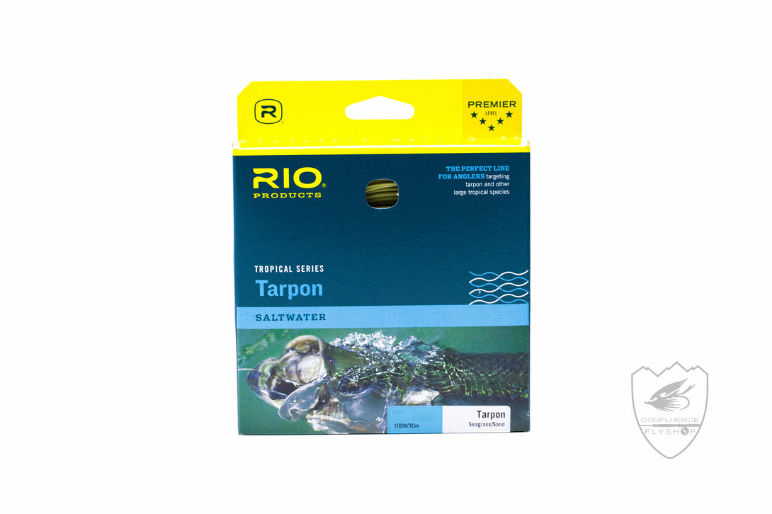Rio Tarpon Line,Lines,Rio Products-Confluence Fly Shop