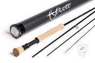 scott meridian fly rod