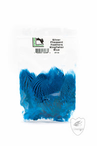 Silver Pheasant,Feathers,HARELINE DUBBIN INC.-Confluence Fly Shop