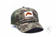 Simms Trout Trucker Cap,HATS,SIMMS-Confluence Fly Shop