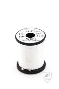 Uni-Floss,Thread,HARELINE DUBBIN INC.-Confluence Fly Shop