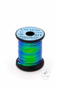 Uni-Mylar,Thread,HARELINE DUBBIN INC.-Confluence Fly Shop