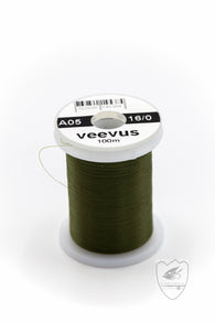 Veevus 16/0,Thread,HARELINE DUBBIN INC.-Confluence Fly Shop