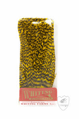Bugger Pack Grizzly,Feathers,WHITING FARMS-Confluence Fly Shop
