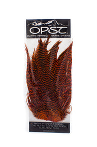 OPST Grizzly Saddle Hackle,Feathers,OPST-Confluence Fly Shop