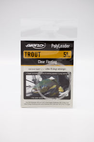Airflo Trout PolyLeader,Leader,RAJEFF SPORTS-Confluence Fly Shop