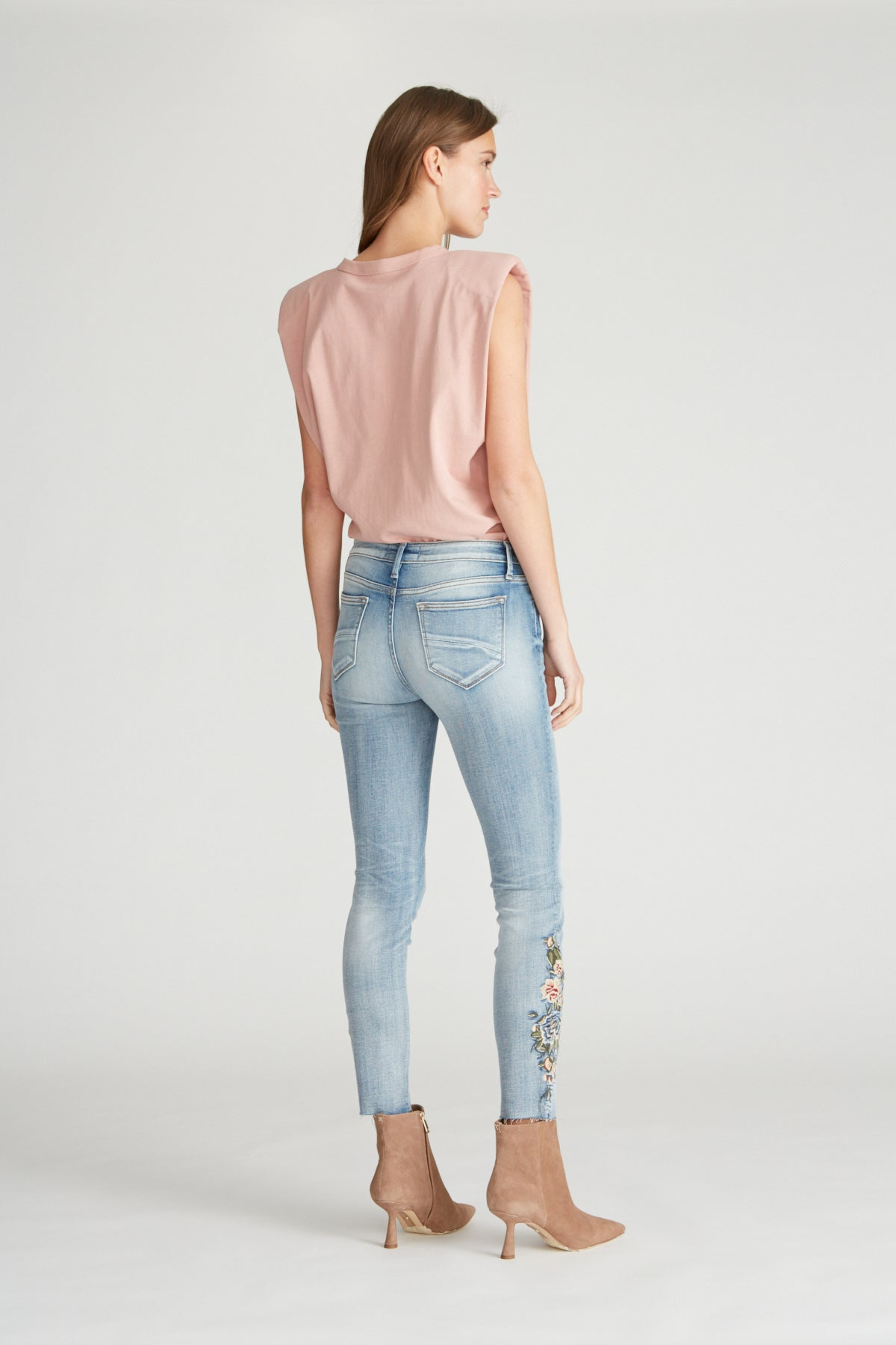 Jackie Skinny - Light Jasper