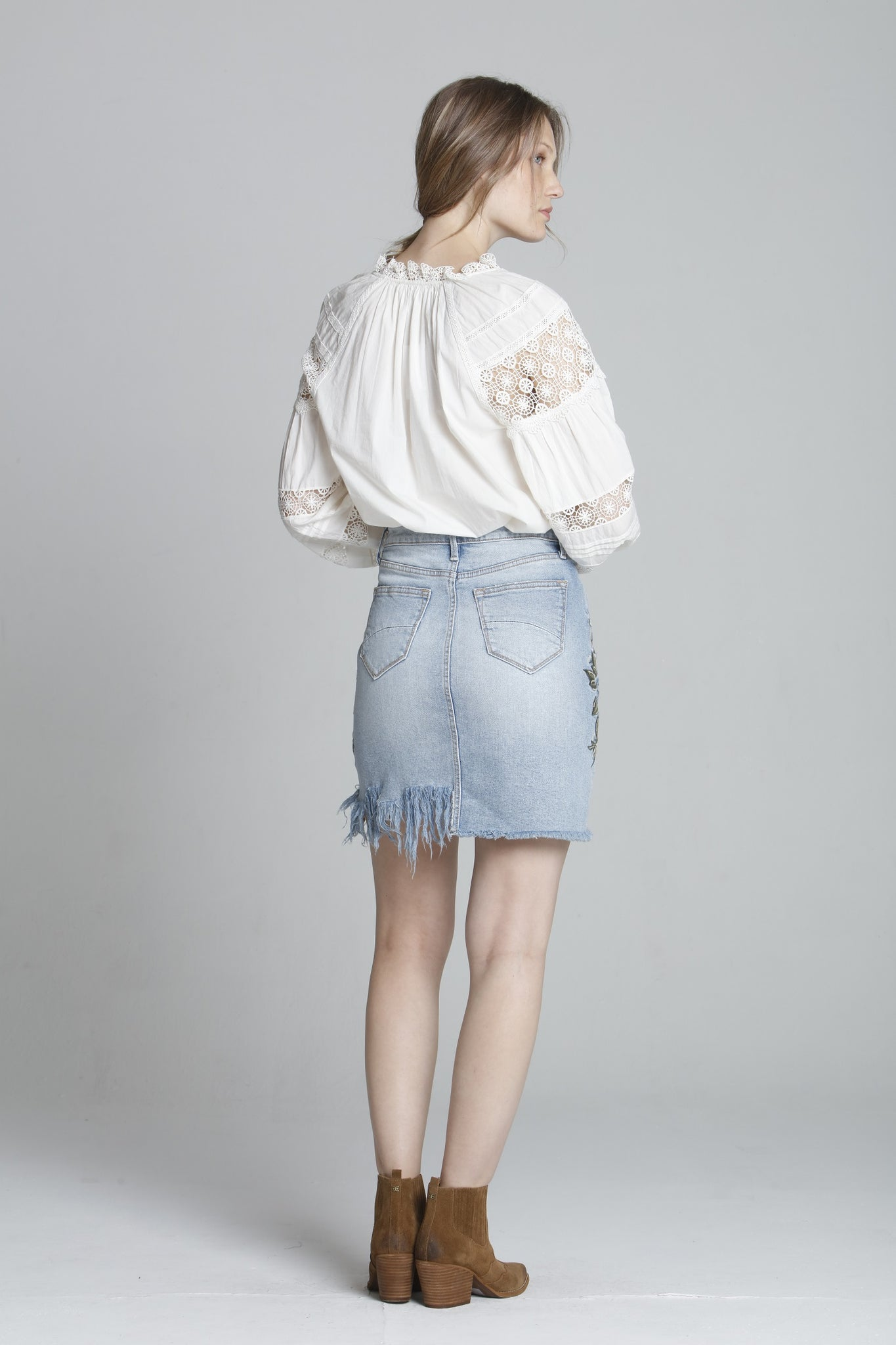 Veronica Skirt - Seville